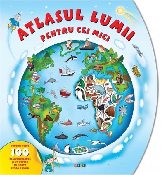 Atlasul lumii pentru cei mici [0]