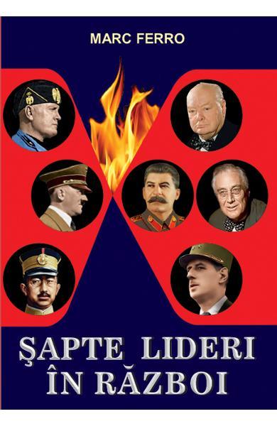 Sapte Lideri In Razboi [0]