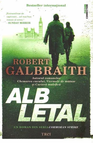 Alb letal de Robert Galbraith 0