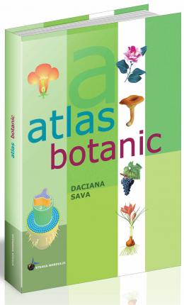 Atlas botanic - Daciana Sava 0