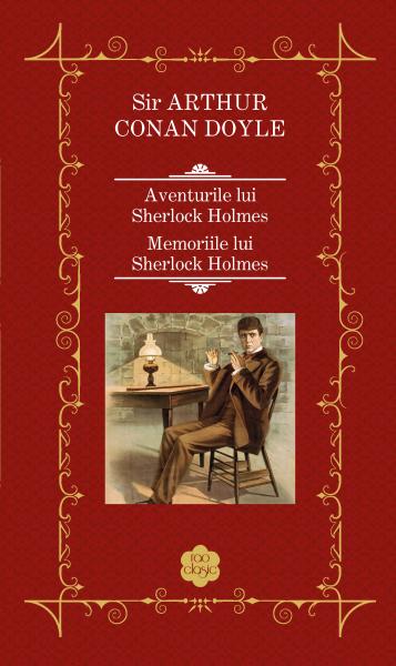 Aventurile lui Sherlock Holmes de Sir Arthur Conan Doyle 0
