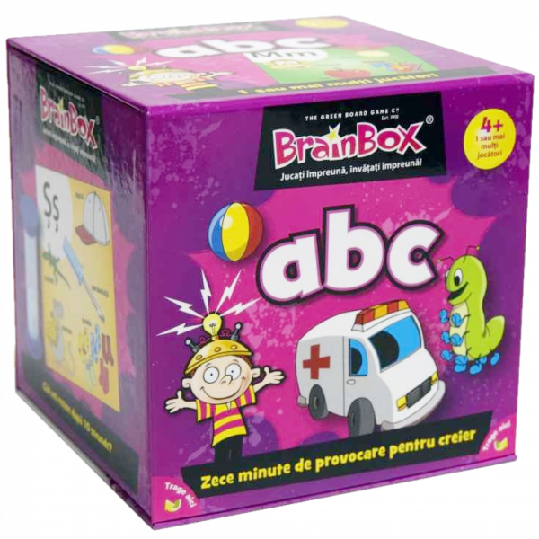 BrainBox - ABC de Ludicus