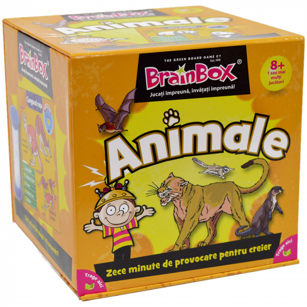 BrainBox - Animale Ludicus 0