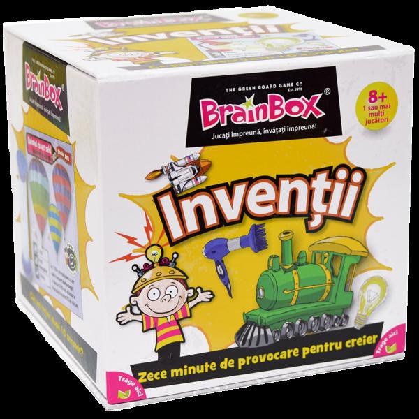 BrainBox - Invenții Ludicus 0