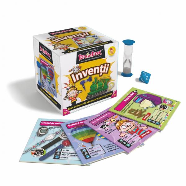 BrainBox - Invenții Ludicus 1