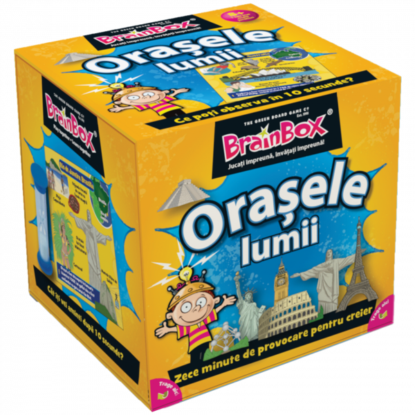 Brainbox Orasele de Ludicus 0
