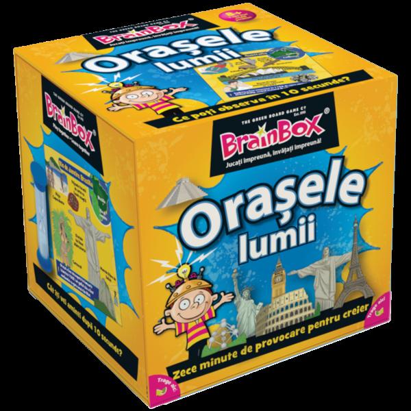 Brainbox Orasele de Ludicus