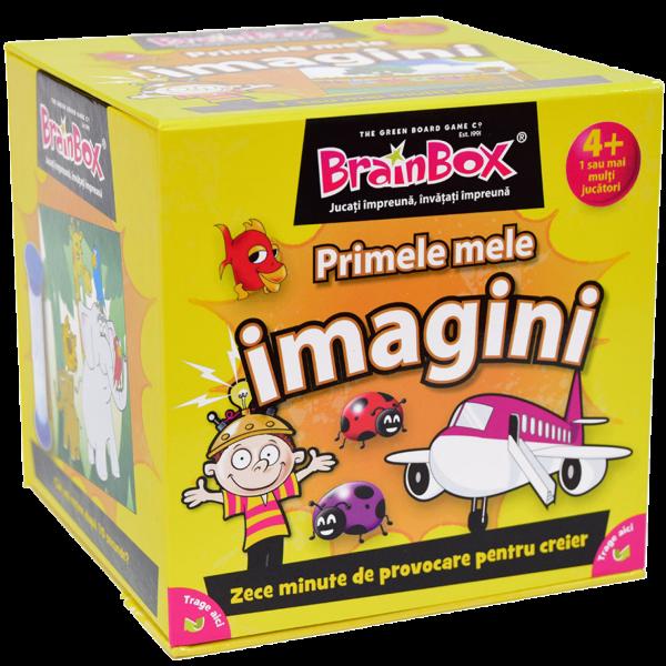 BrainBox - Primele mele imagini Ludicus