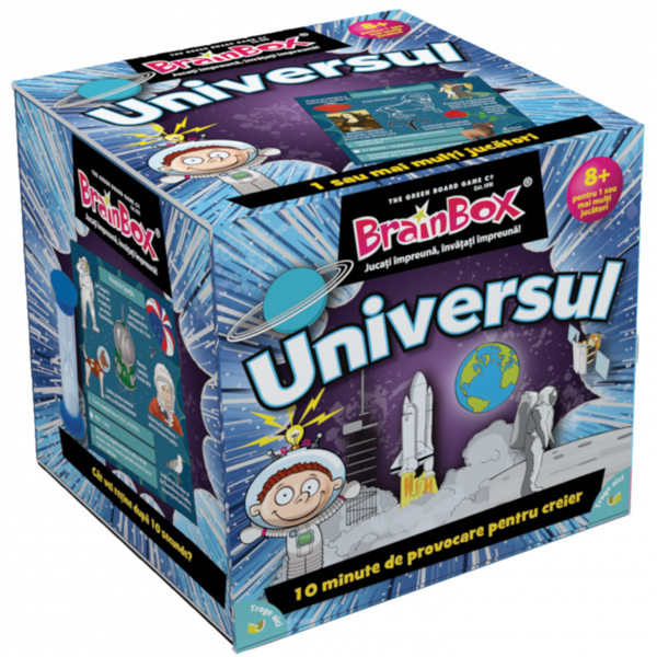 BrainBox Universul de Ludicus 0