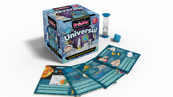 BrainBox Universul de Ludicus 2