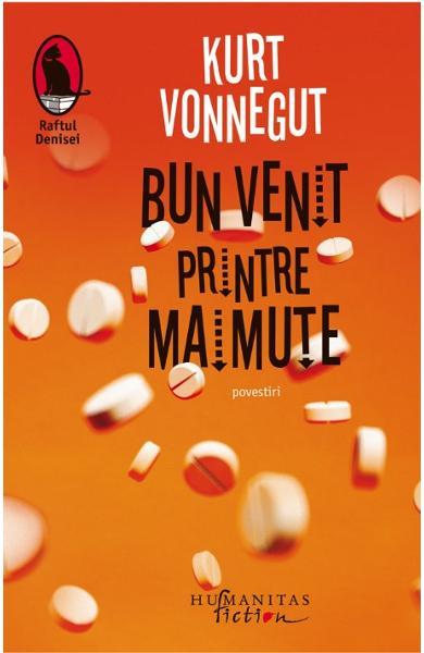 Bun venit printre maimute de Kurt Vonnegut 0