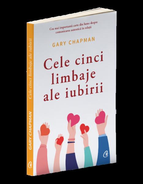Cele cinci limbaje ale iubirii de Gary Chapman 0