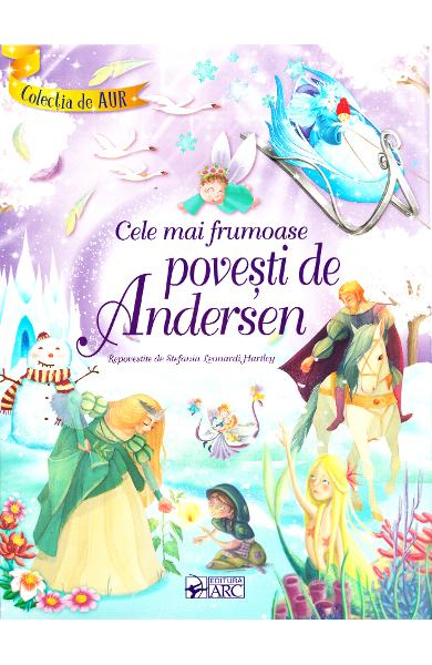 Cele mai frumoase povesti de Andersen de Stefania Leonardi Hartley