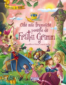 Cele mai frumoase povesti de Fratii Grimm de Stefania Leonardi Hartley 0
