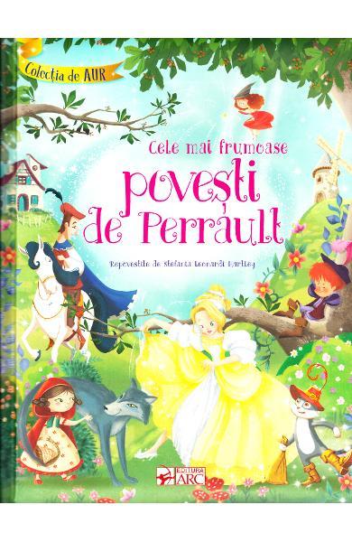 Cele mai frumoase povesti de Perrault 0