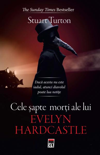 Cele sapte morti ale lui Evelyn Hardcastle 0