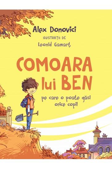 Comoara lui Ben de Alex Donovici 0