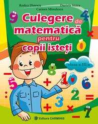 Culegere de matematica pentru copii isteti. Clasa a III-a 0