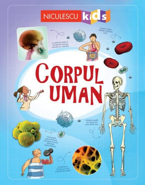 Corpul uman de Alex Frith 0