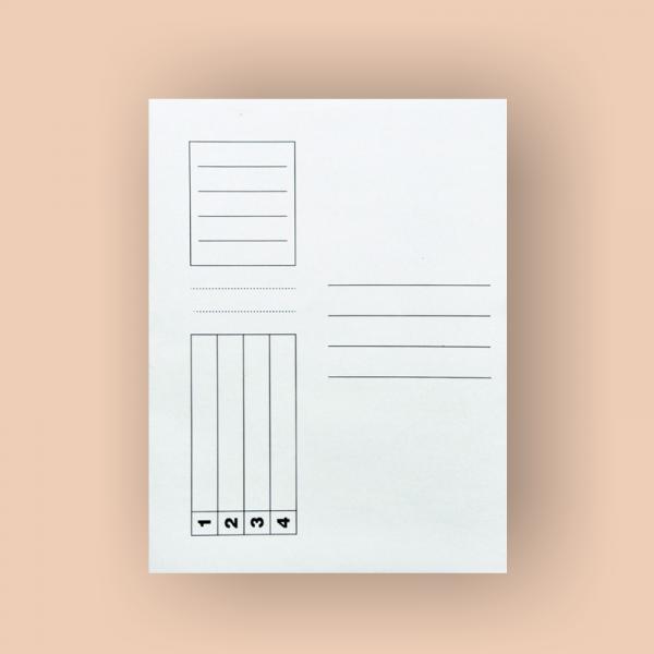 Dosar carton simplu alb 0