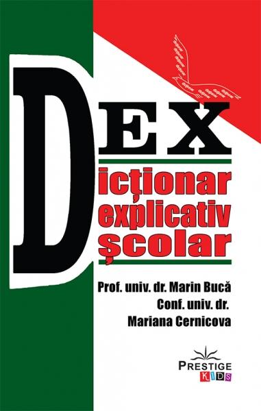 Dictionar explicativ scolar de Marin Buca, Mariana Cernicova [0]