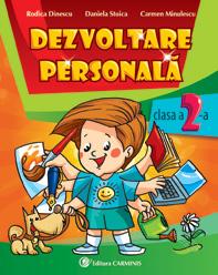 Dezvoltare personala. Clasa a II-a de Rodica Dinescu, Daniela Stoica, Carmen Minulescu 0
