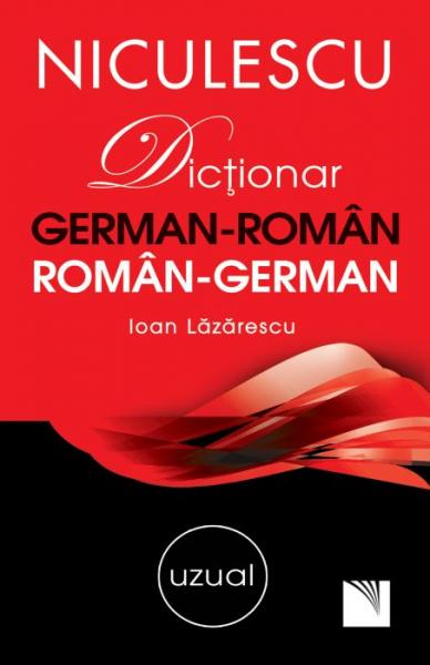Dictionar german-roman, roman-german uzual de Ioan Lazarescu 0