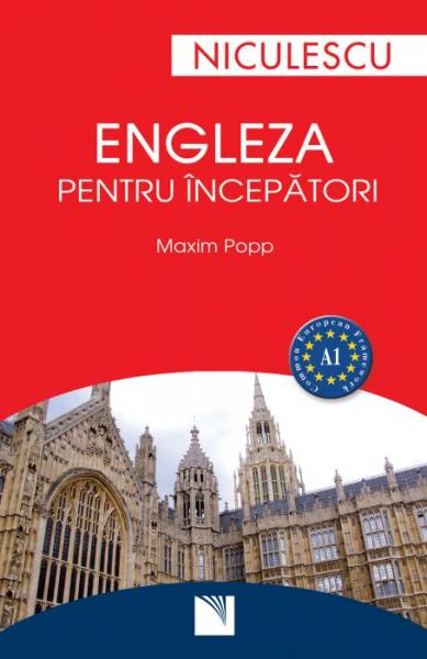 Engleza pentru incepatori de Maxim Popp 0
