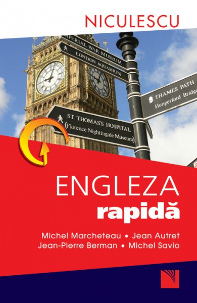 Engleza rapida de Michel Marcheteau, Jean Autret, Jean-Pierre Berman, Michel Savio 0