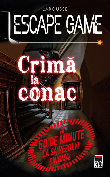 escape game crima la conac de larousse 0