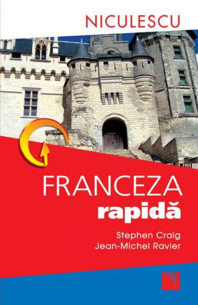 Franceza rapida de Stephen Craig, Jean Michel Ravier 0