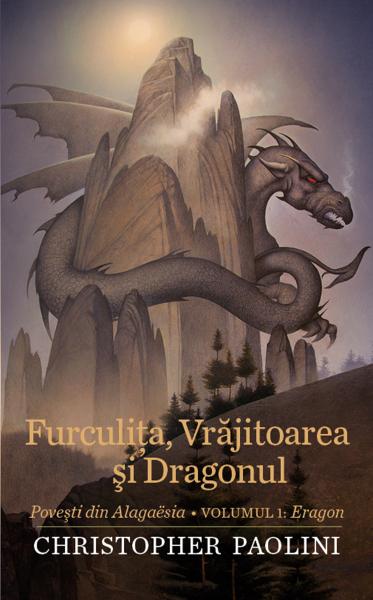 Furculita, vrajitoarea si dragonul de Christopher Paolini 0