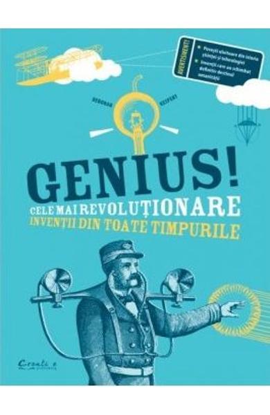 Genius! de Deborah Kespert 0