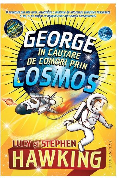 George in cautare de comori prin Cosmos de Lucy si Stephen Hawking 0