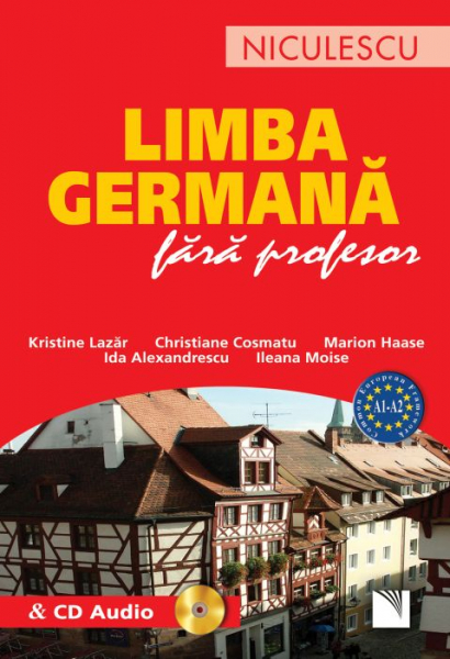 Germana fara profesor (include CD audio) de Kristine Lazar, Christiane Cosmatu 0