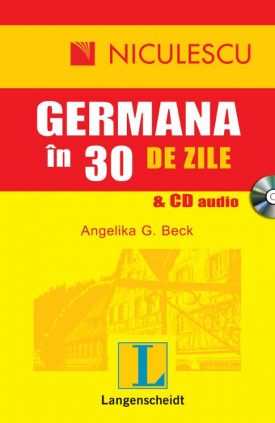 Germana in 30 de zile + CD audio de Angelika G. Beck 0
