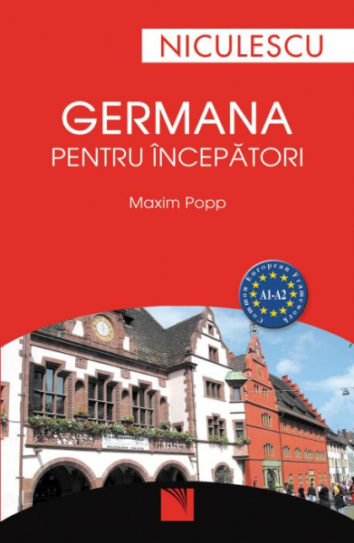 Germana pentru incepatori de Maxim Popp