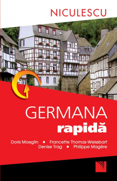 Germana rapida de Doris Moeglin, Francette Thomas-Weissbart 0