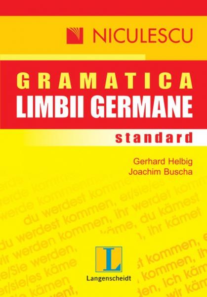 Gramatica limbii germane standard de Gerhard Helbig, Joachim Buscha 0