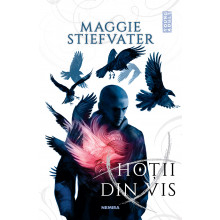 Hotii din vis de Maggie Stiefvater 0