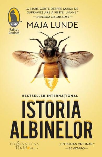 Istoria albinelor de Maja Lunde 0