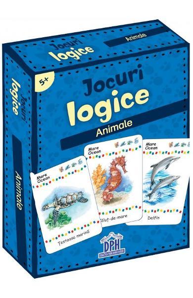 Jocuri logice - Animale 0