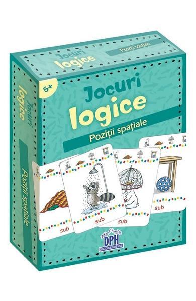 Jocuri logice - Pozitii spatiale 0