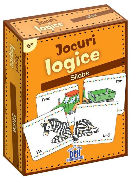 Jocuri logice - Silabe de Kristin Labuch 0