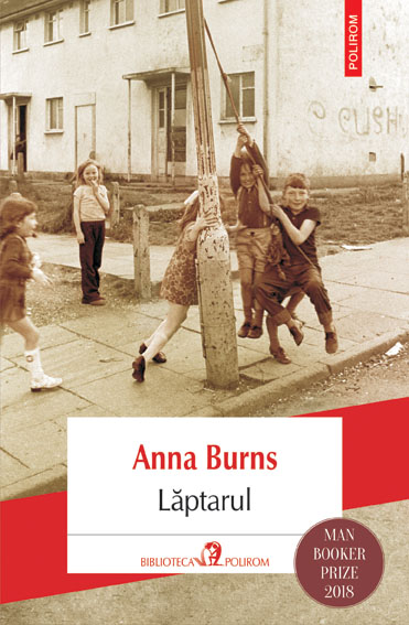 Laptarul de Anna Burns 0