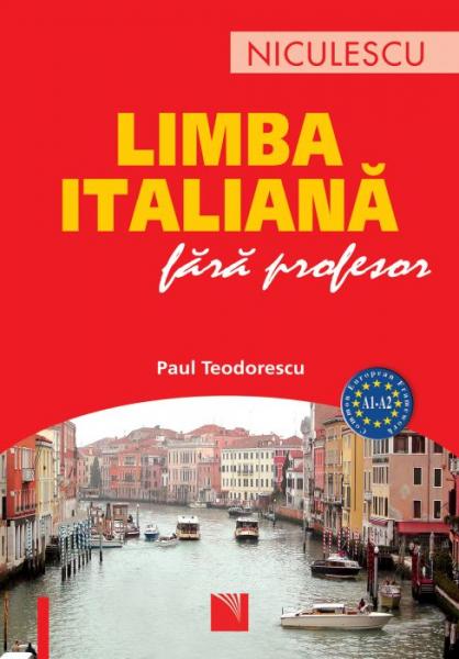 Limba italiana fara profesor de Paul Teodorescu 0