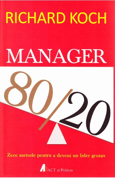 Manager 80/20 de Richard Koch 0