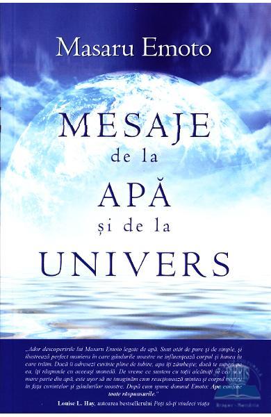 Mesaje de la apa si de la univers de Masaru Emoto 0