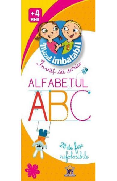 Micul imbatabil - alfabetul