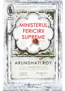 Ministerul fericirii supreme de Arundhati Roy